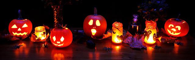 Calabazas linterna - Halloween