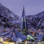 Edificio Caldea, Andorra