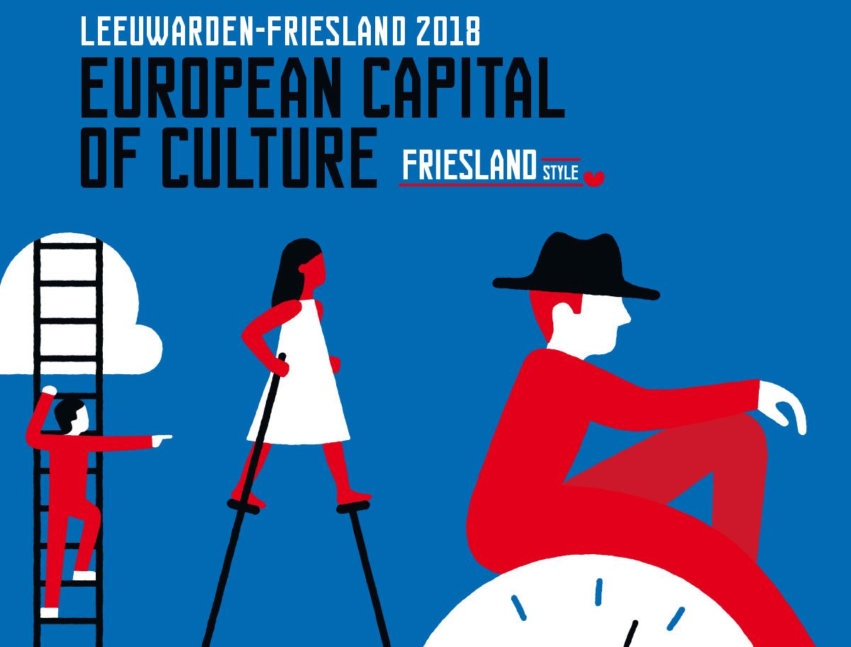 Leeuwarden Ciudad Cultural Europea 2018