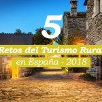 Retos Turismo Rural 2018