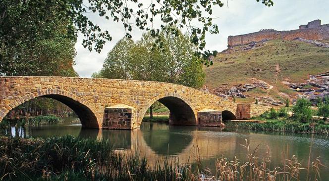 Castillo Burgo de Osma