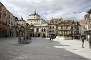 Plaza Mayor Aranda de Duero