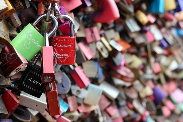 Detalle romántico entre parejas