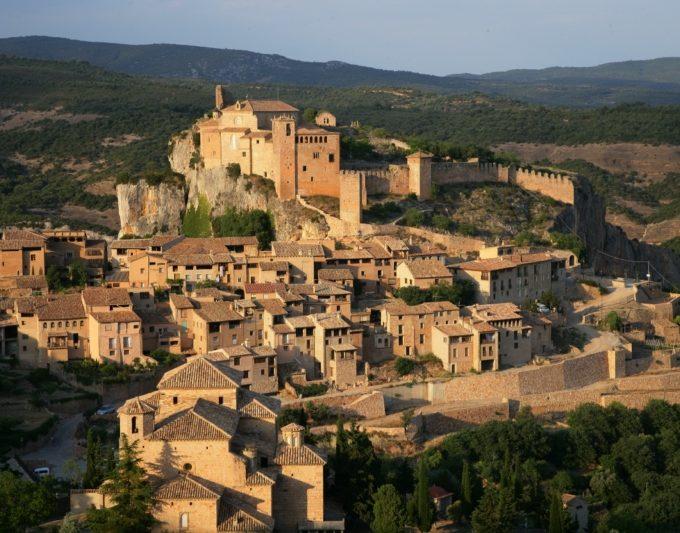 Alquézar, Somontano, Huesca