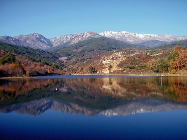 Panorámica Sierra de Gredos