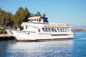 Crucero por el Delta del Ebro