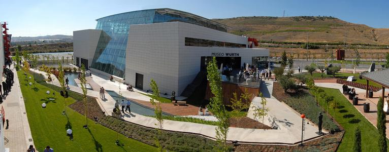 Museo Würth, en La Rioja