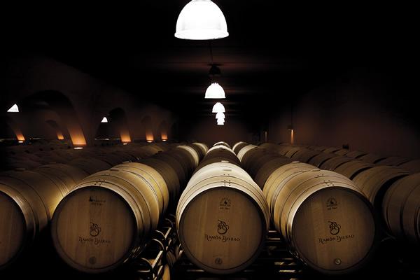 Bodegas de rutas del vino de la Rioja