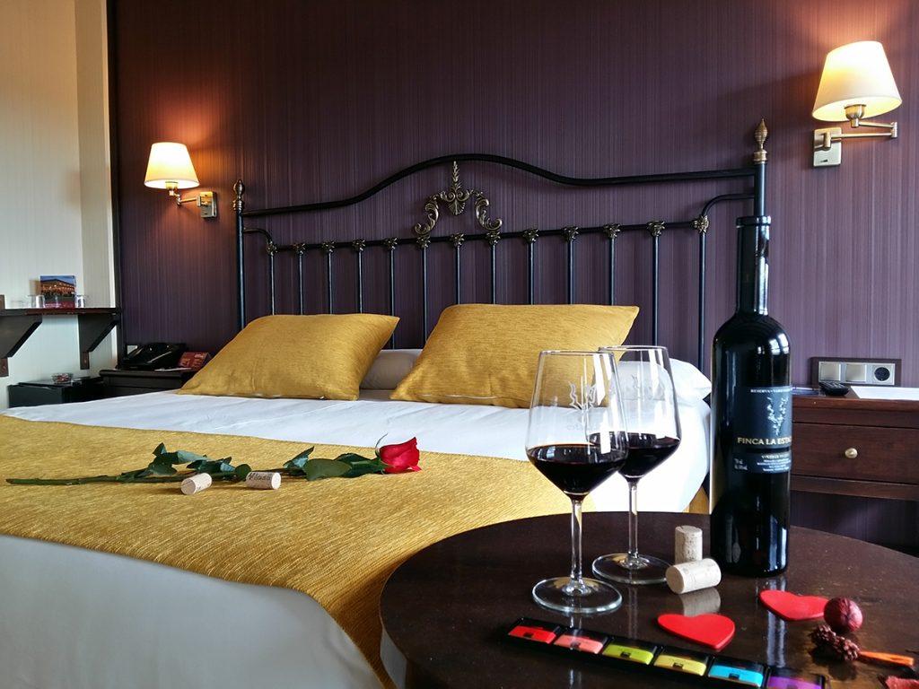 Escapada romántica de enología y relax en Hotel Finca La Estacada