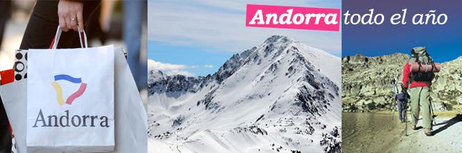 Actividades para hacer en Andorra