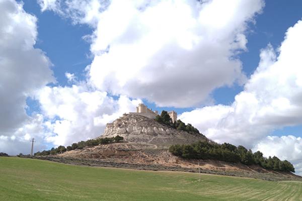 Vistas Castillo de Peñafiel