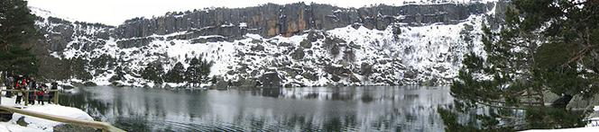 Laguna Negra Cañón Río Lobos