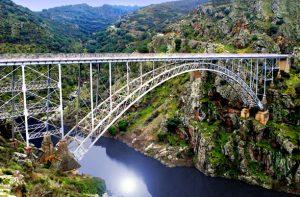 Puente de Pino en Villadepera