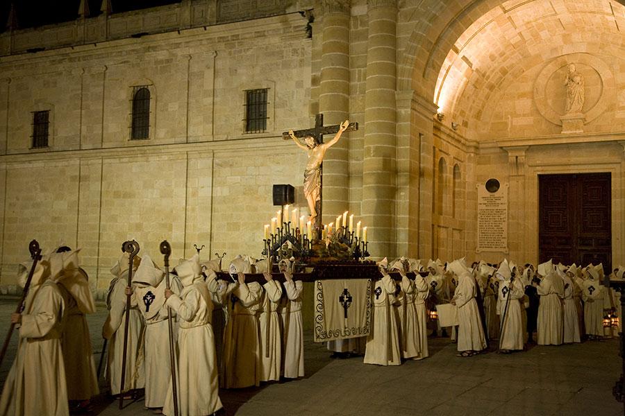 Procesión de Semana Santa de Zamora ciudad
