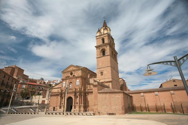 Catedral de Santa María, en Calahorra, en La Rioja