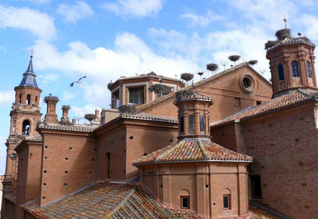 Colegiata de Alfaro, en La Rioja Baja