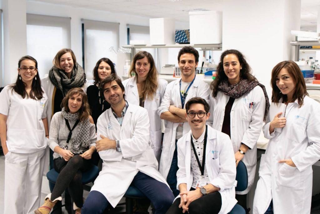 Equipo investigar Hospital Fundación CRIS contra el cáncer