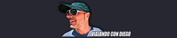 Vídeo-blog de viajes Viajando con Diego