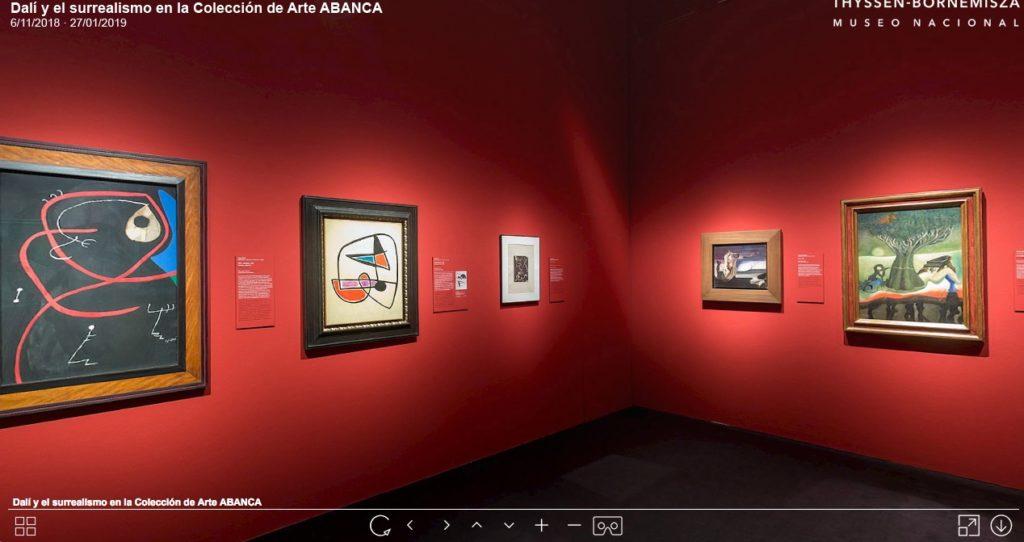 Visita virtual a galerías del Museo Thyssen-Bornemisza