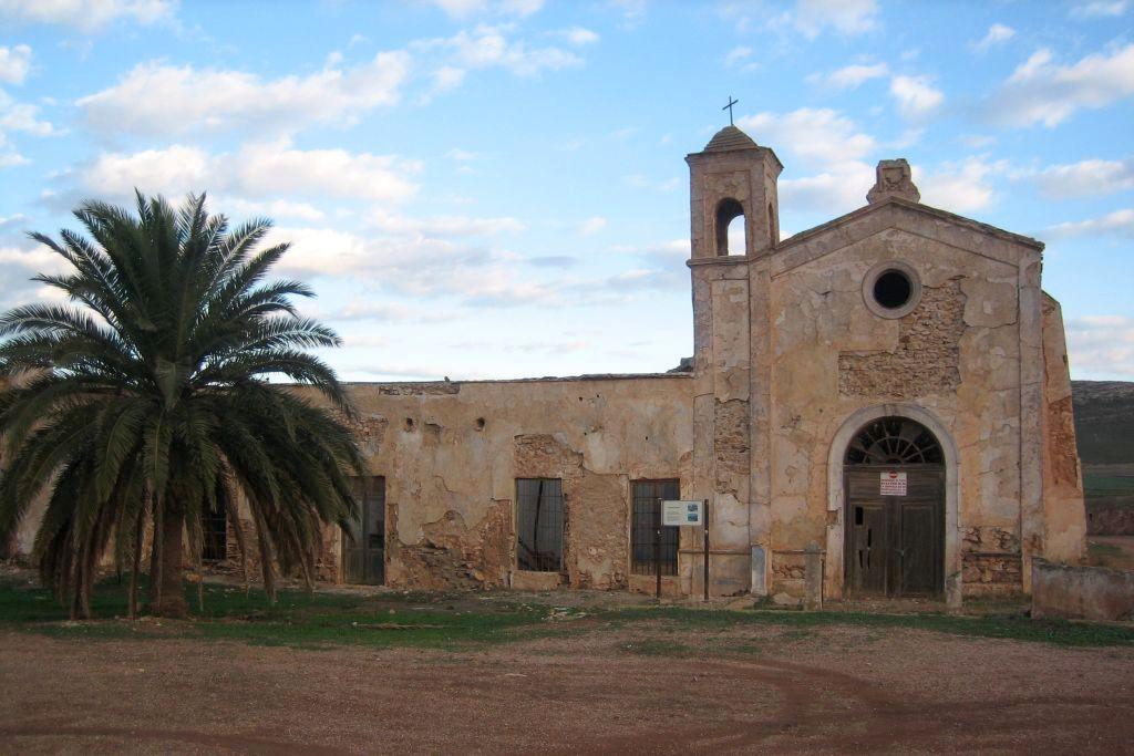 Cortijo del Fraile, Cabo de Gata, Almería