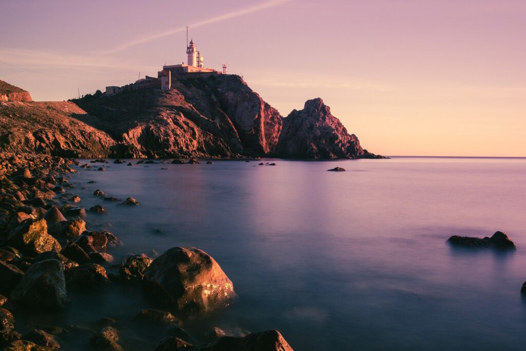 Faro de Cabo de Gata, Almería