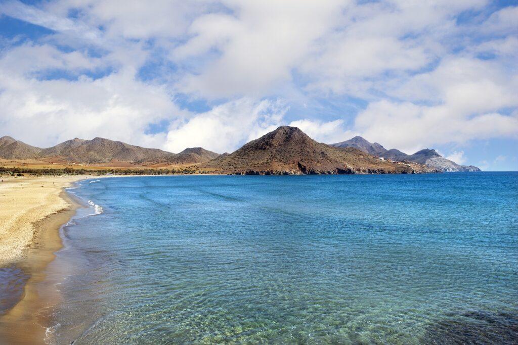 Playa de los genoveses, Cabo de Gata, Almería