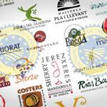 Logos Denominación de Origen Protegida de vinos