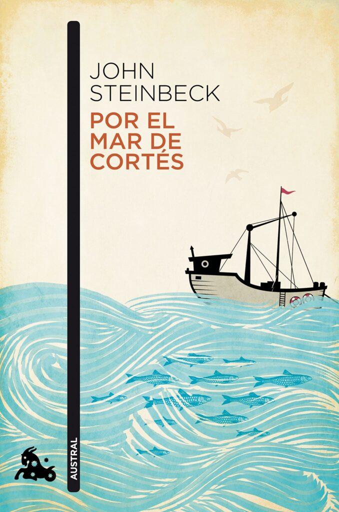 libro de viajes para regalar - por el mar de cortes - john steinbeck
