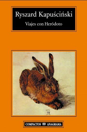 libro de viajes para regalar - viajes con herodoto - RYSZARD KAPUSCINSKI